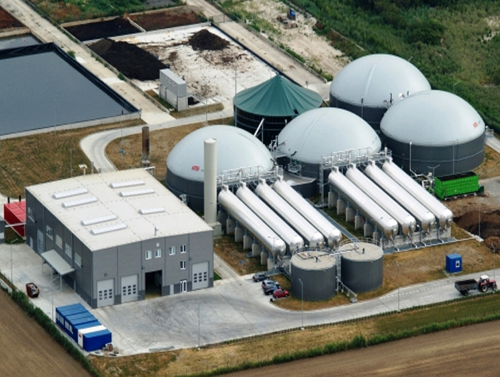 Image result for biogas power plant